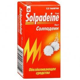 Солподеин от головной боли