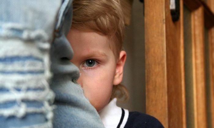 Сенсорная афазия характеризуется наличием тревоги у ребёнка