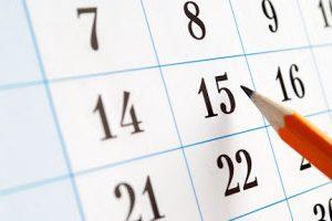 Особый календарик
