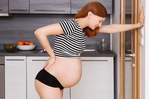 Накануне родов