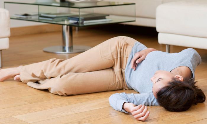 Симптомы легкого сотрясения мозга