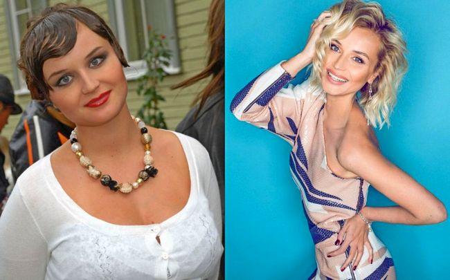 Как на самом деле похудела Полина Гагарина после первых и вторых родов