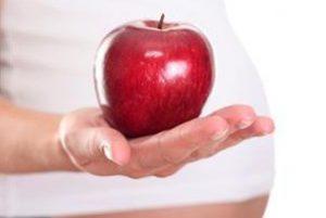 Особенности рациона для похудения беременной