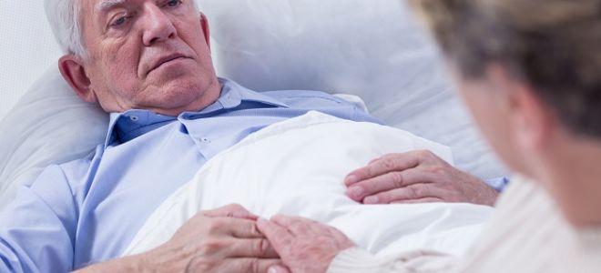 Позиционирование лежачего больного в положении «на спине»