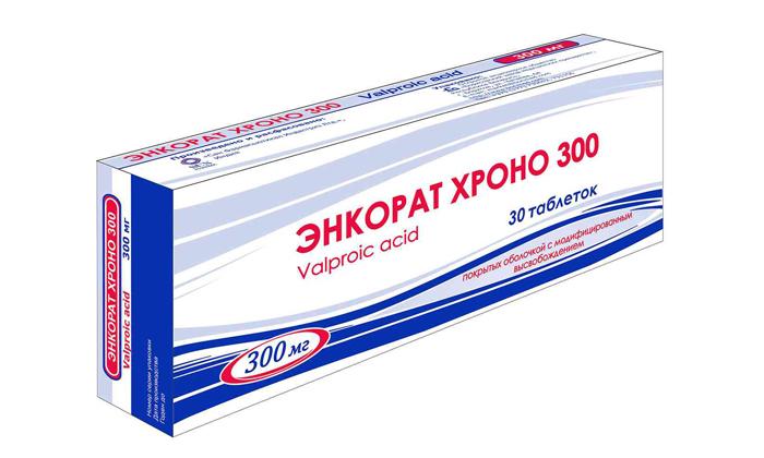 Лекарство Энкорат Хроно 300