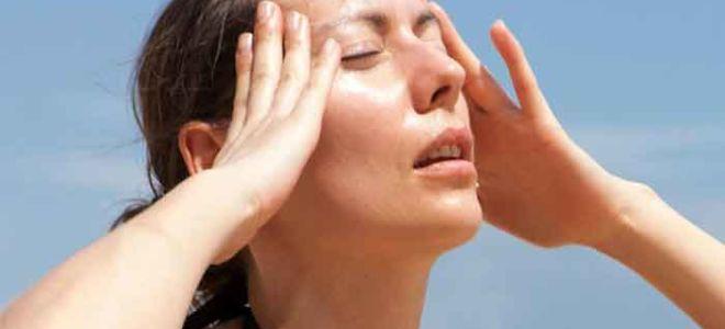Головная боль от жары: опасно или нет?