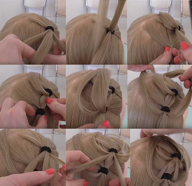 Ажурные косы: 11 пошаговых причесок на любой вкус