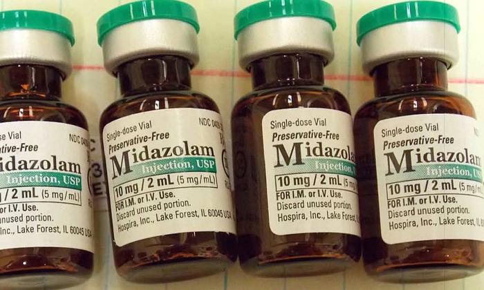 Инструкция по применению «Мидазолама»
