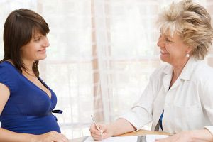 Беседа с врачом-гинекологом