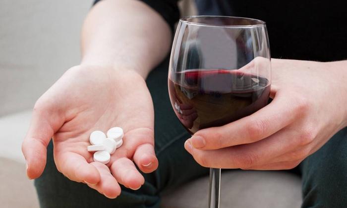Совместимость «Грандаксина» и алкоголя